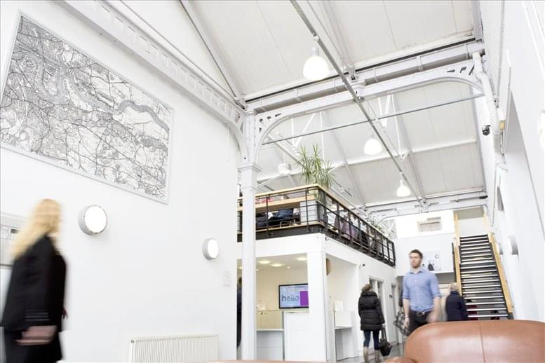 Image of Offices available in Woolwich: 9 Gunnery Terrace, Royal Arsenal, Woolwich