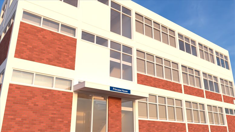 Horace Road Office for Rent Kingston upon Thames