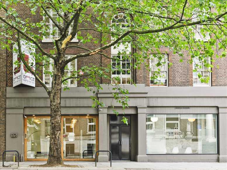 175-185 Grays Inn Road, Central London Office Space Kings Cross