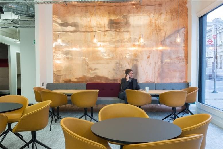 Photo of Office Space on 175-185 Grays Inn Road, Central London Kings Cross