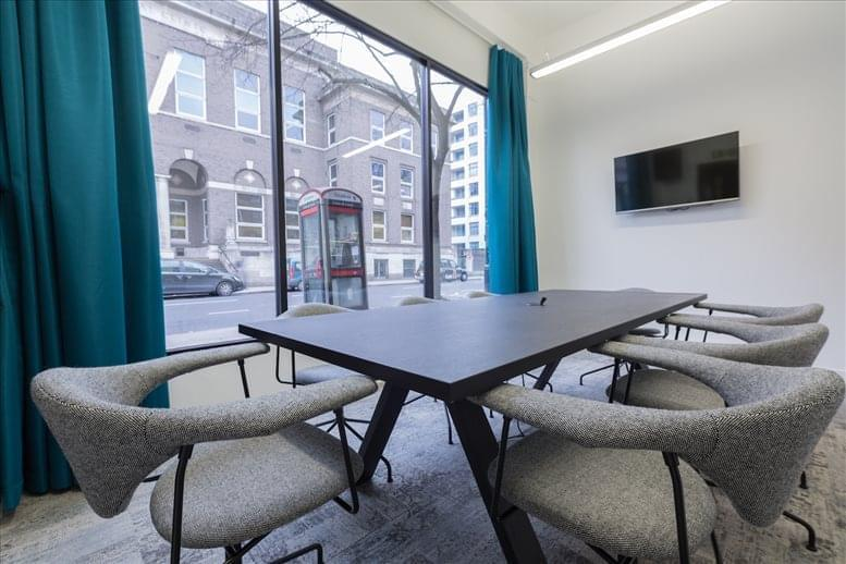 Image of Offices available in Kings Cross: 175-185 Grays Inn Road, Central London