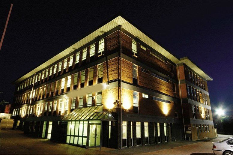 107 Manor Way, Borehamwood Office Space Barnet