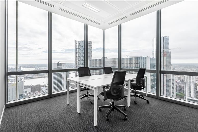 Photo of Office Space on 25 Canada Square, 33rd Fl - E14
