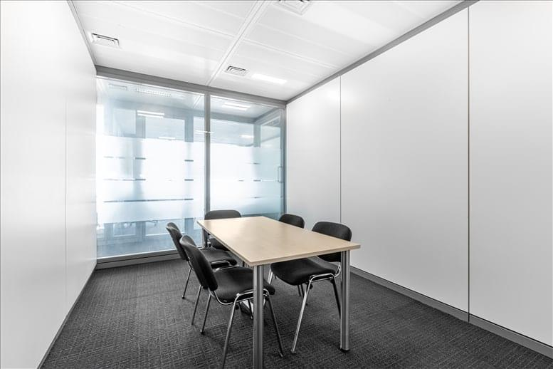 Picture of 25 Canada Square, 33rd Fl Office Space for available in Canary Wharf