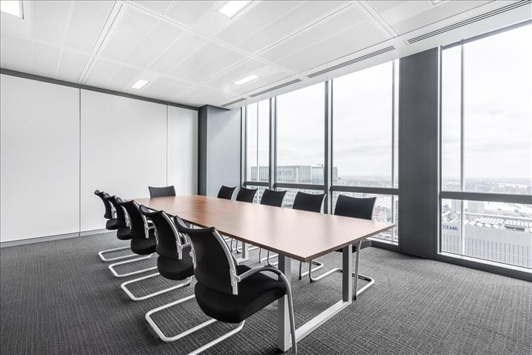 Office for Rent on 25 Canada Square, 33rd Fl Canary Wharf
