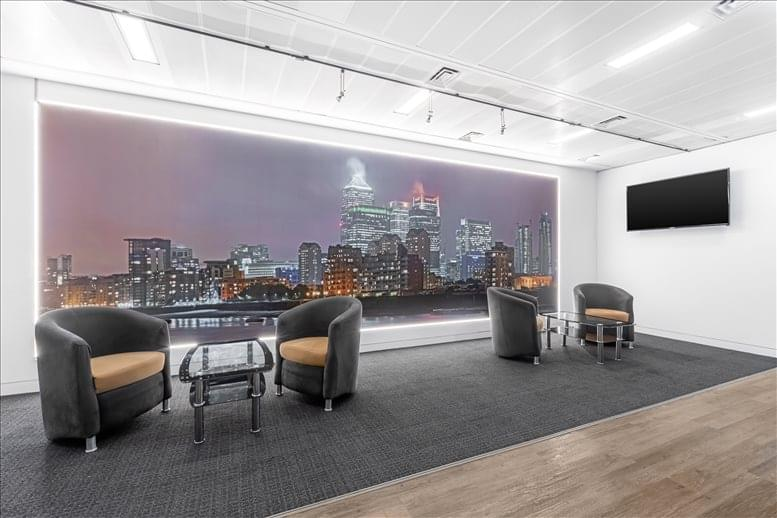 Image of Offices available in Canary Wharf: 25 Canada Square, 33rd Fl