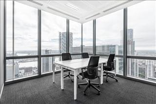 Photo of Office Space on 25 Canada Square, 33rd Fl - Canary Wharf