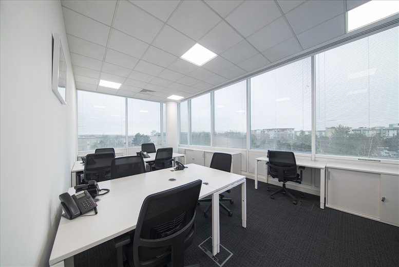 2nd Floor, Titan Court, 3 Bishop Square, Hatfield Office Space Barnet