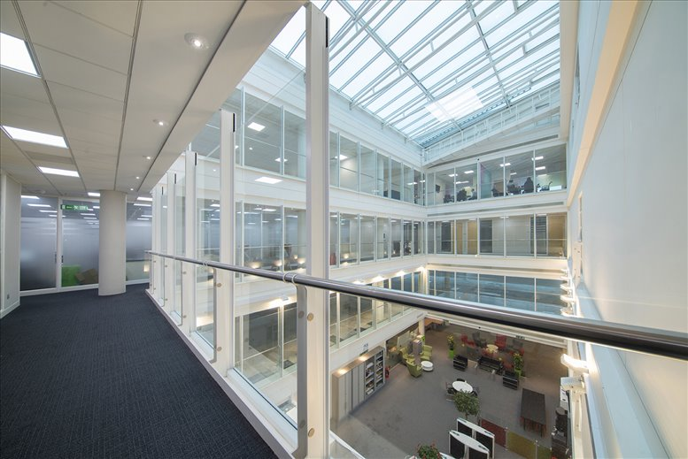 2nd Floor, Titan Court, 3 Bishop Square, Hatfield Office for Rent Barnet