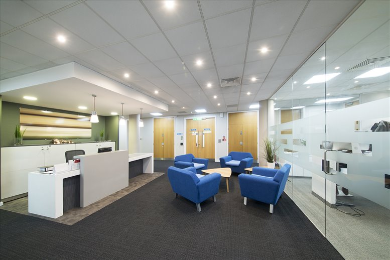 Photo of Office Space on 2nd Floor, Titan Court, 3 Bishop Square, Hatfield Barnet