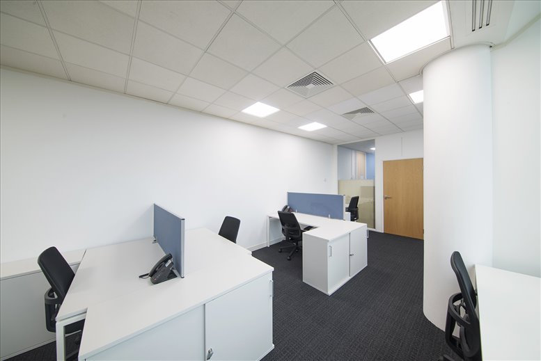Office for Rent on 2nd Floor, Titan Court, 3 Bishop Square, Hatfield Barnet