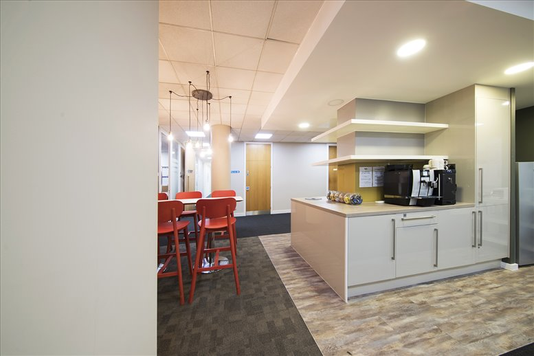 Image of Offices available in Barnet: 2nd Floor, Titan Court, 3 Bishop Square, Hatfield