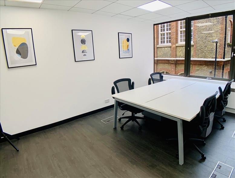 5 St John's Lane Office for Rent Aldersgate