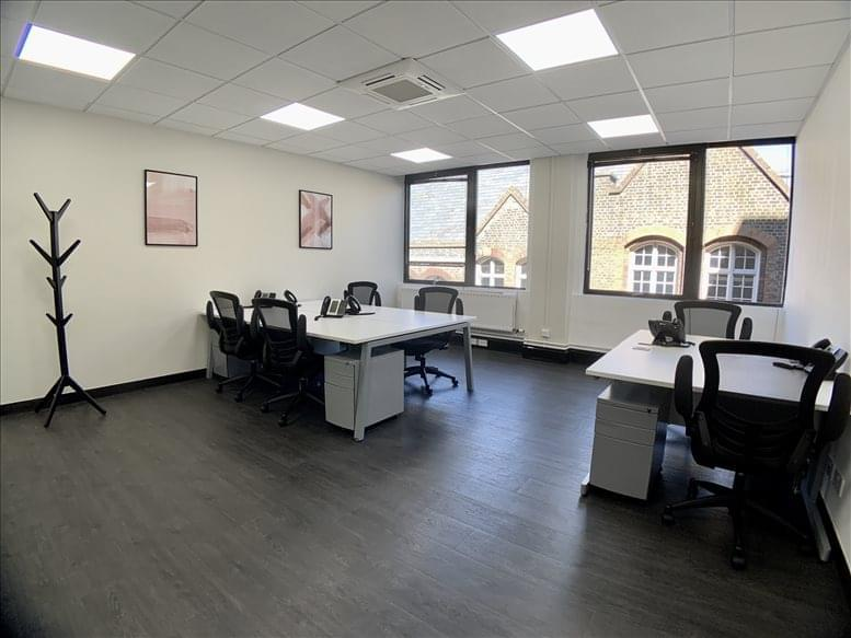 Picture of 5 St John's Lane Office Space for available in Aldersgate
