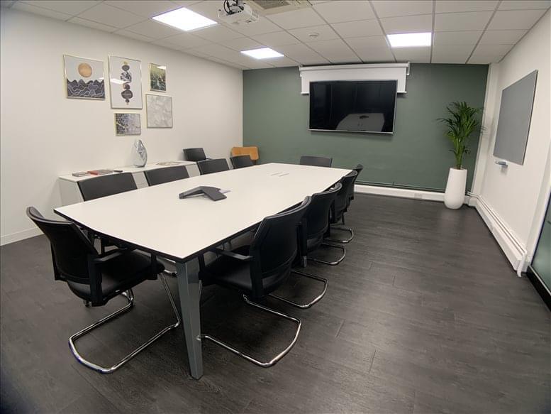 Image of Offices available in Aldersgate: 5 St John's Lane