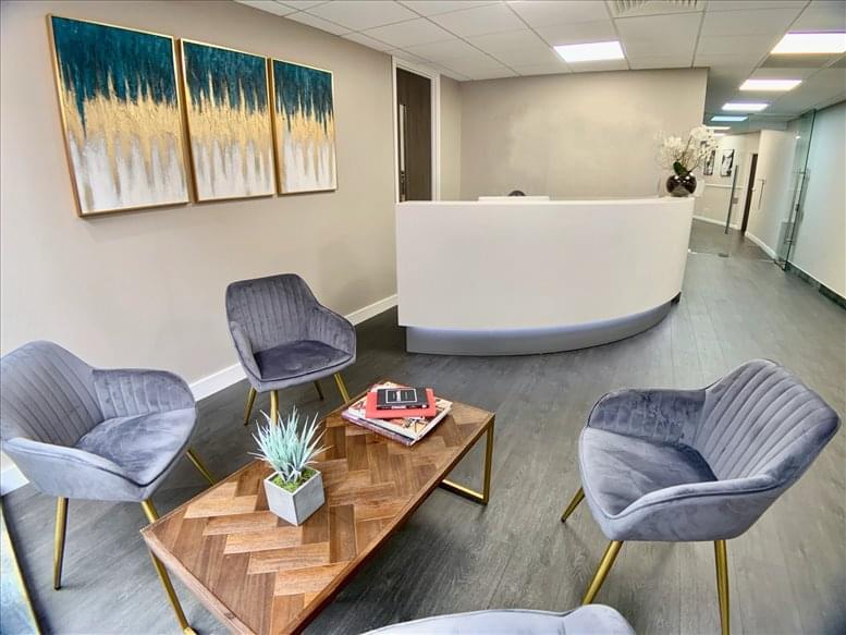 Aldersgate Office Space for Rent on 5 St John's Lane