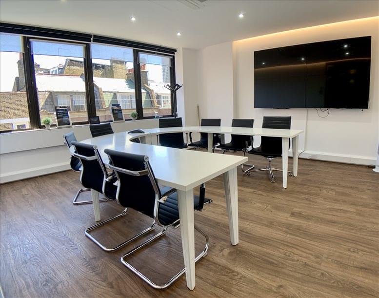Rent Aldersgate Office Space on 5 St John's Lane
