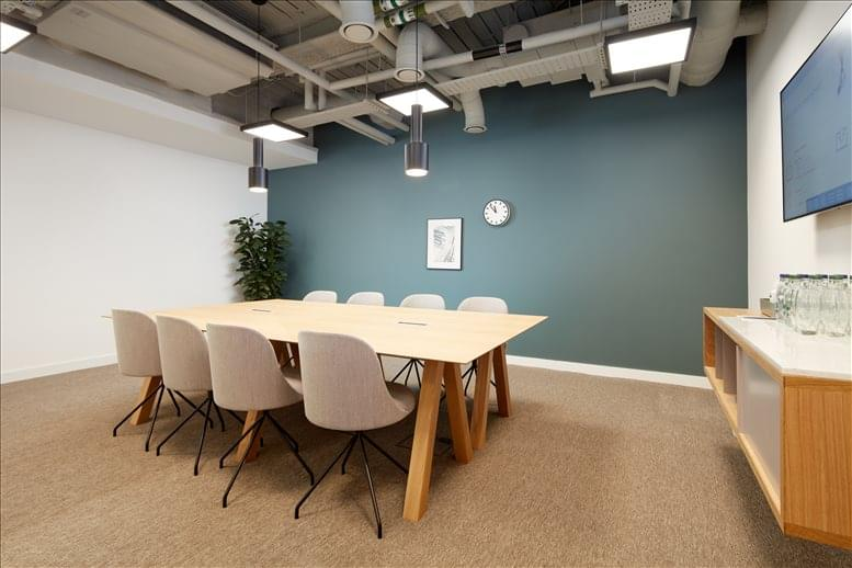 New Broad Street House, 35 New Broad Street Office for Rent Liverpool Street