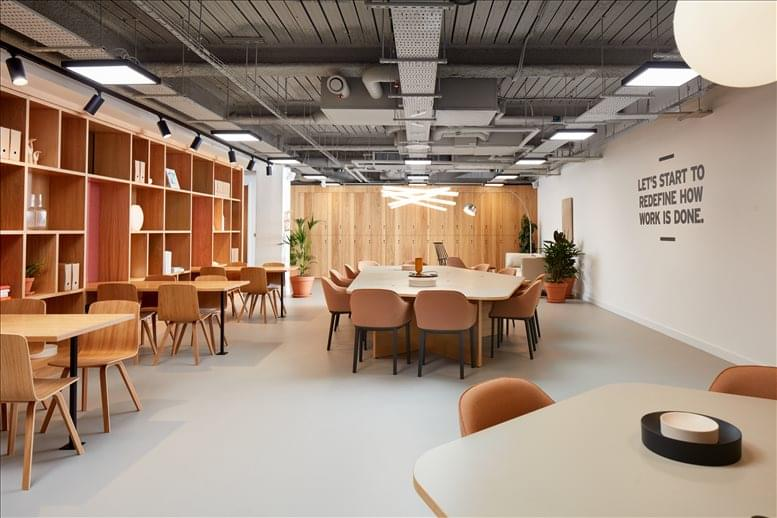Rent Liverpool Street Office Space on New Broad Street House, 35 New Broad Street