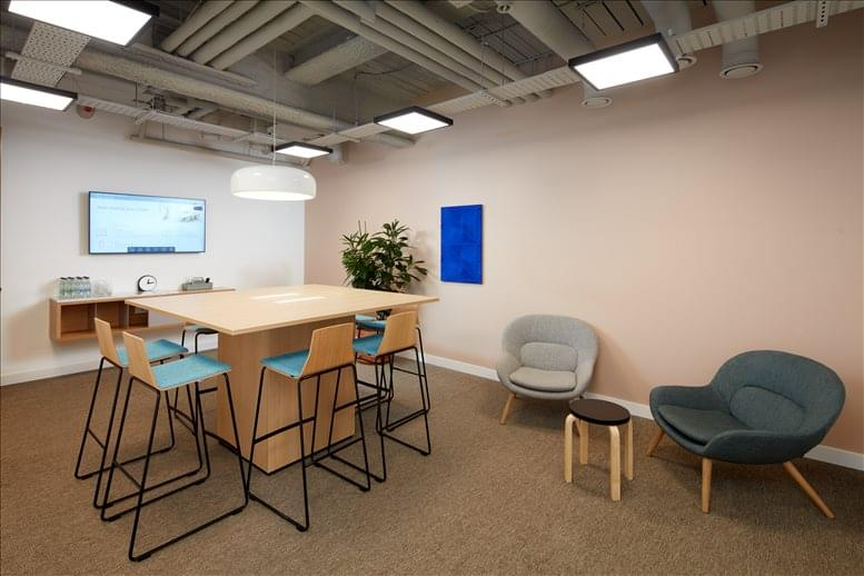 Picture of New Broad Street House, 35 New Broad Street Office Space for available in Liverpool Street