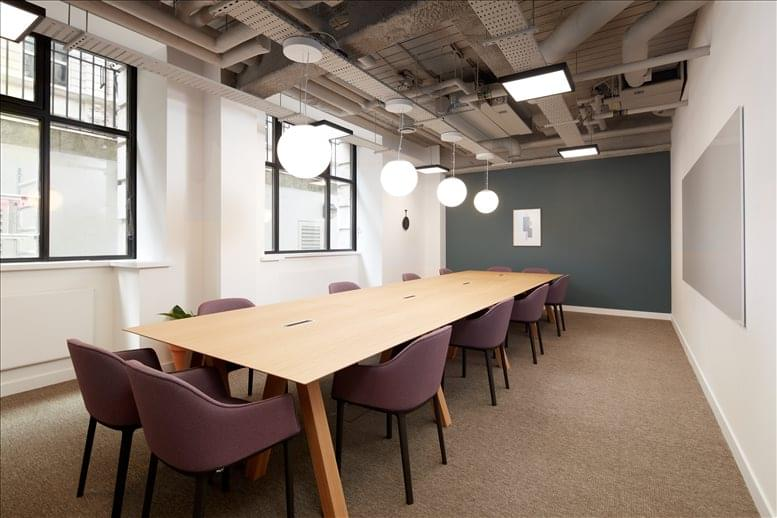 Office for Rent on New Broad Street House, 35 New Broad Street Liverpool Street
