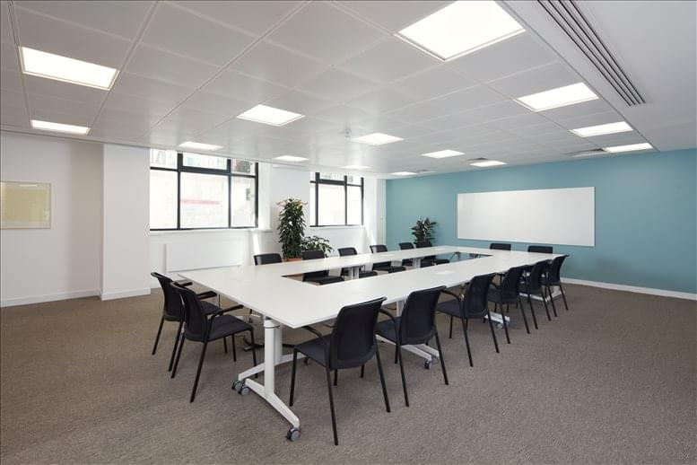 Image of Offices available in Liverpool Street: New Broad Street House, 35 New Broad Street