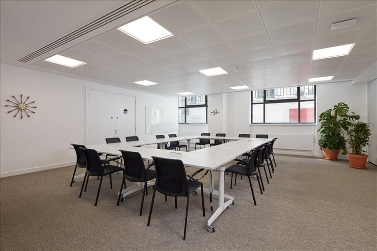 Liverpool Street Office Space for Rent on New Broad Street House, 35 New Broad Street