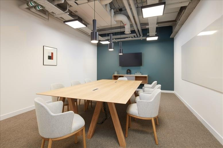 Photo of Office Space available to rent on New Broad Street House, 35 New Broad Street, Liverpool Street