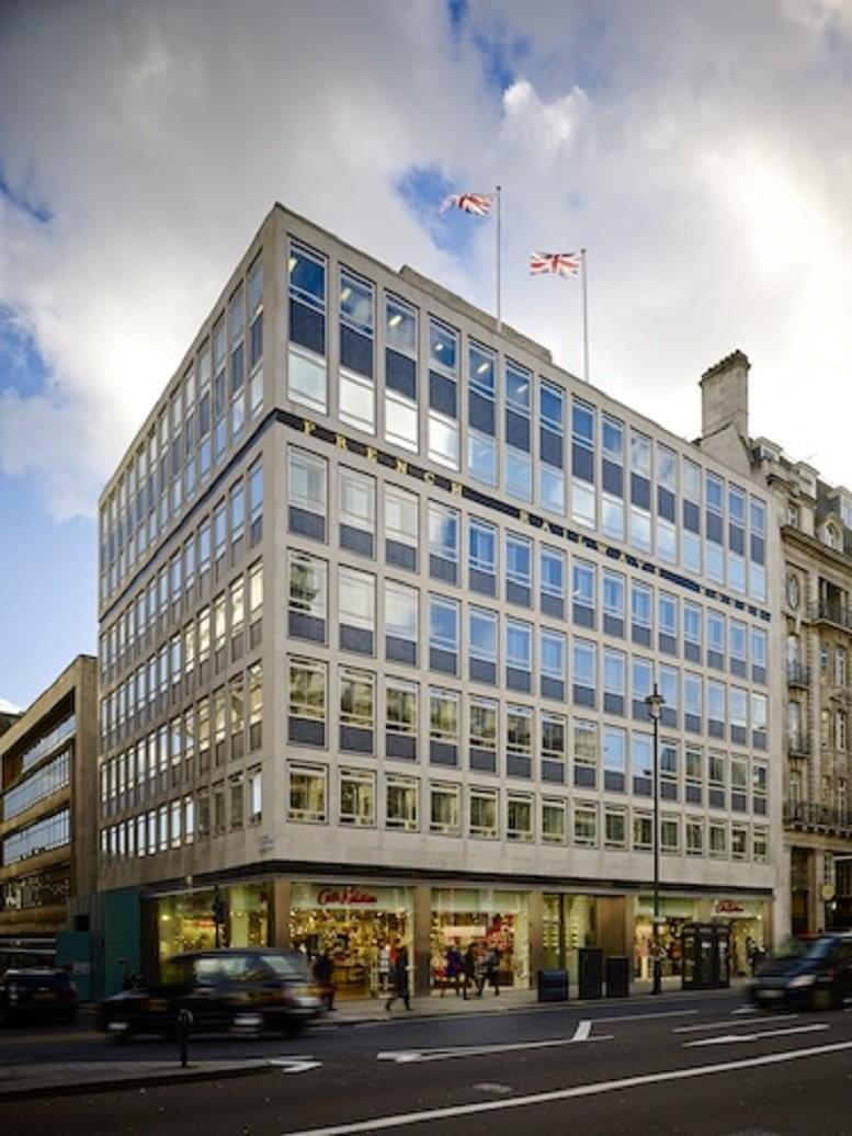Photo of Office Space on 180 Piccadilly Piccadilly Circus