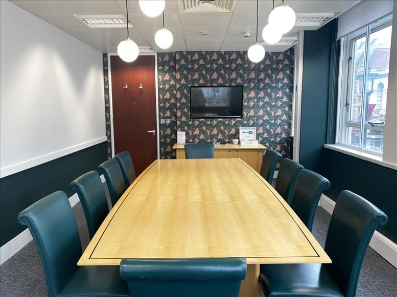 Image of Offices available in Piccadilly Circus: 180 Piccadilly