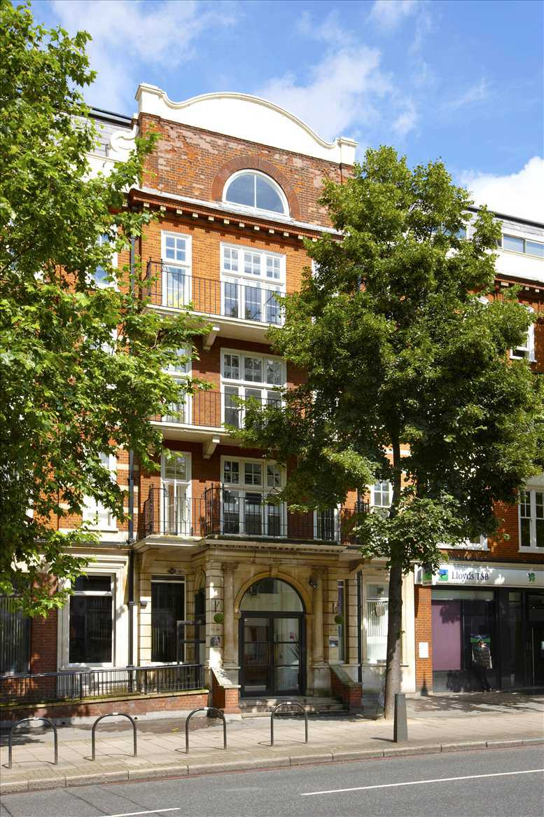 344-354 Gray's Inn Road Office Space Kings Cross
