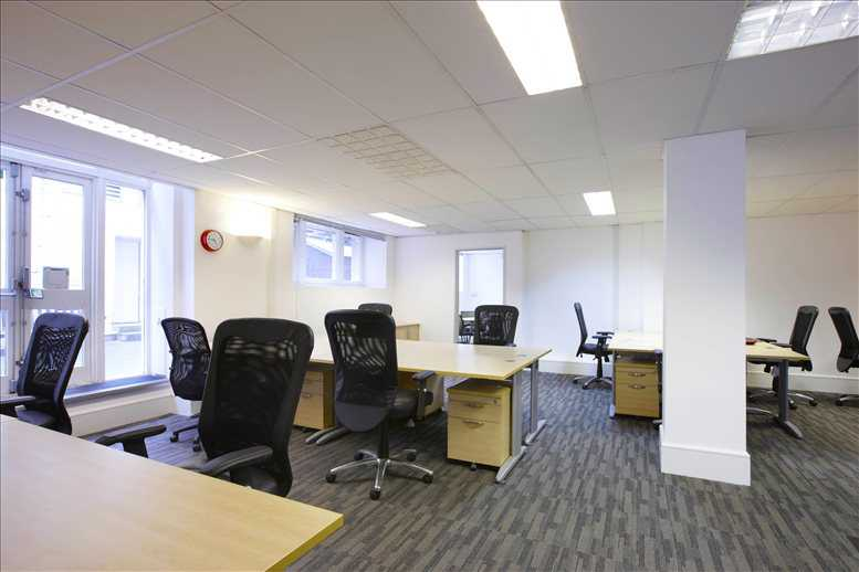 344-354 Gray's Inn Road Office for Rent Kings Cross