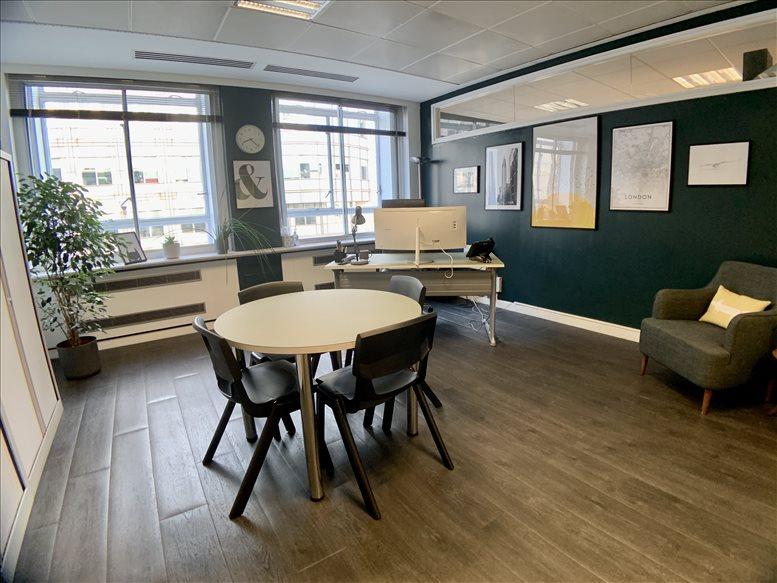 Photo of Office Space on Fleet House, 8-12 New Bridge Street St Pauls