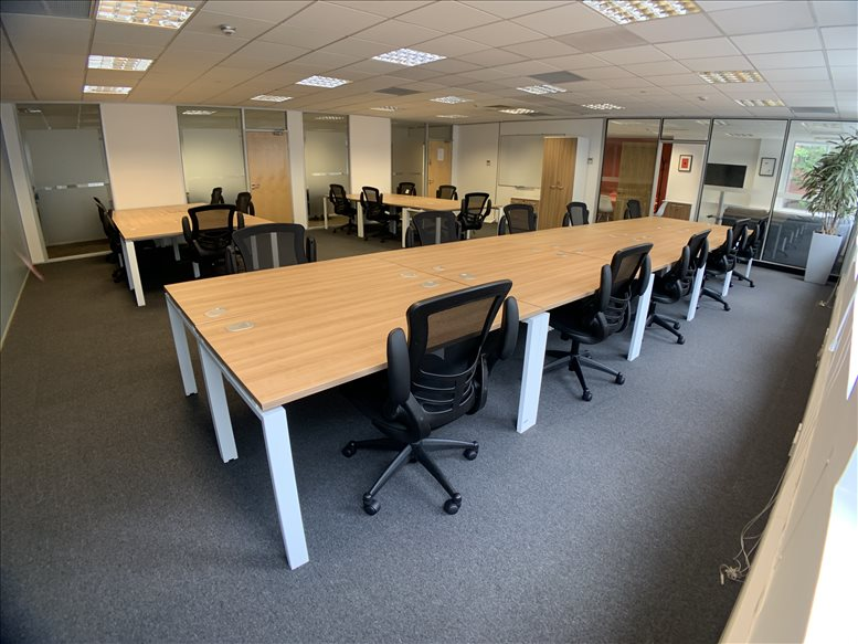 Picture of Fleet House, 8-12 New Bridge Street Office Space for available in St Pauls