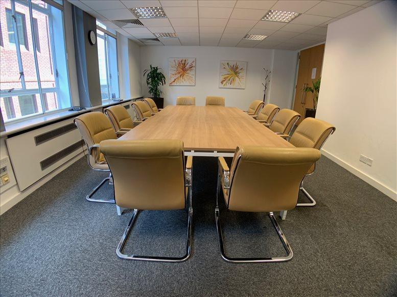 Office for Rent on Fleet House, 8-12 New Bridge Street St Pauls
