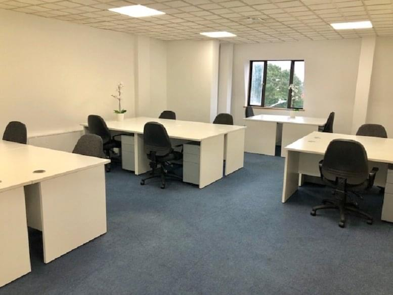 Picture of Uxbridge House, 460-466 Uxbridge Road Office Space for available in Hayes