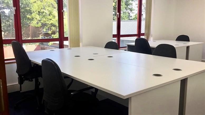 Office for Rent on Uxbridge House, 460-466 Uxbridge Road Hayes