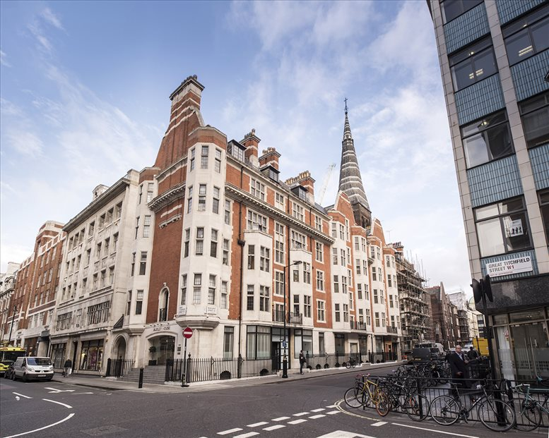 Photo of Office Space on 10 Margaret Street, Fitzrovia - W1W