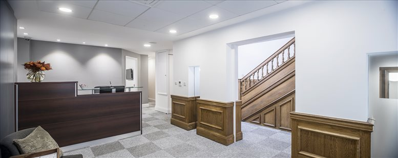 Photo of Office Space on 10 Margaret Street, Fitzrovia Oxford Circus
