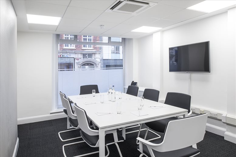 10 Margaret Street, Fitzrovia Office for Rent Oxford Circus