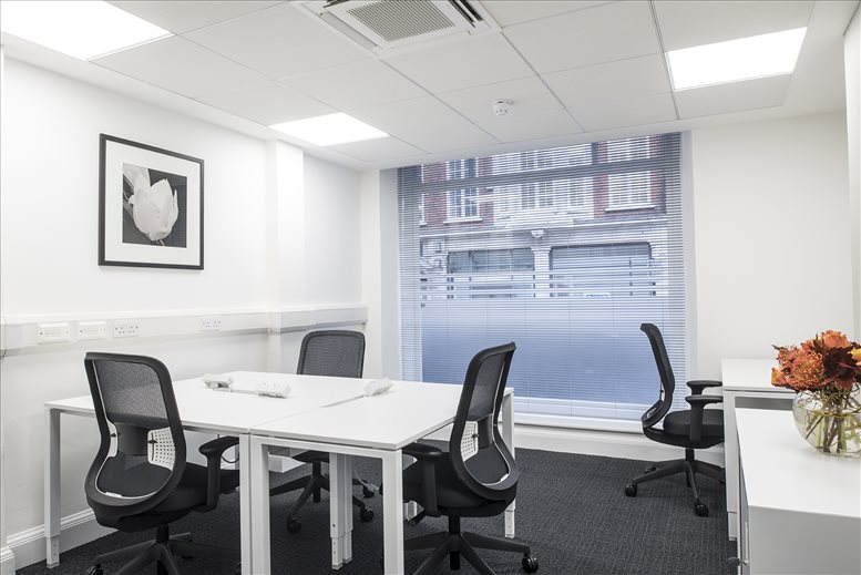 Picture of 10 Margaret Street, Fitzrovia Office Space for available in Oxford Circus