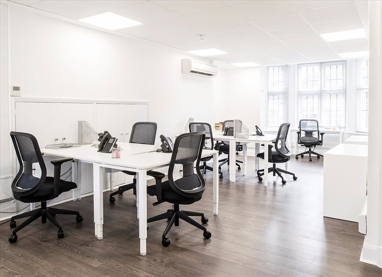 Office for Rent on 10 Margaret Street, Fitzrovia Oxford Circus