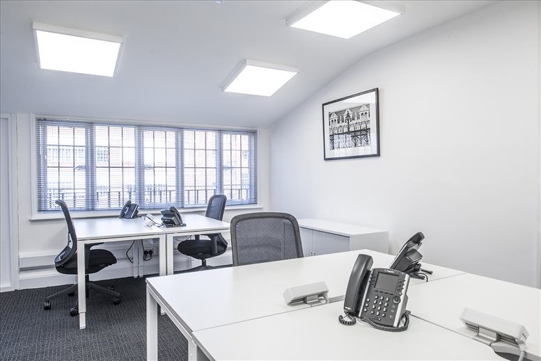 Image of Offices available in Oxford Circus: 10 Margaret Street, Fitzrovia