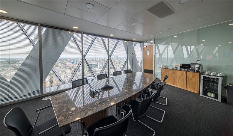 30 St Mary Axe, Fl 28/29, City of London Office Space The City