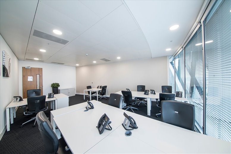 30 St Mary Axe, Fl 28/29, City of London Office for Rent The City
