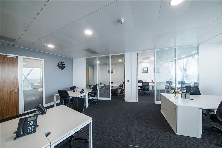 Rent The City Office Space on 30 St Mary Axe, Fl 28/29, City of London
