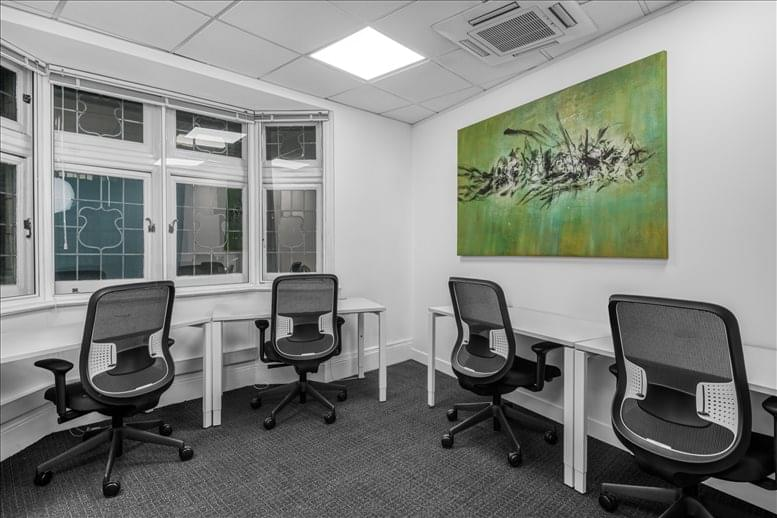31 Southampton Row Office for Rent Holborn
