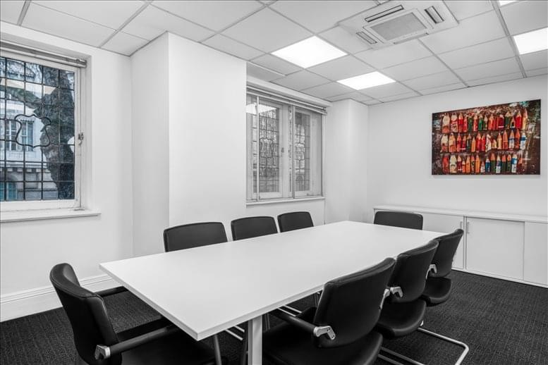 Office for Rent on 31 Southampton Row Holborn