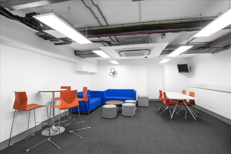 Fitzrovia Office Space for Rent on 48 Charlotte Street, Fitzrovia