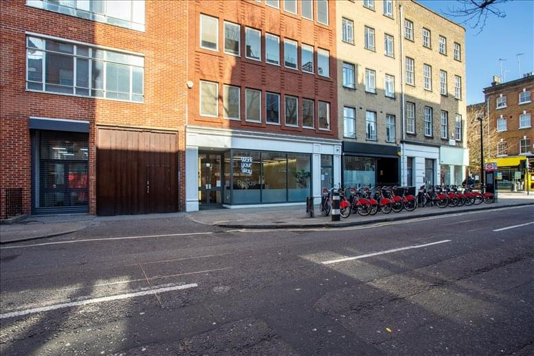 Photo of Office Space available to rent on 48 Charlotte Street, Fitzrovia, Fitzrovia